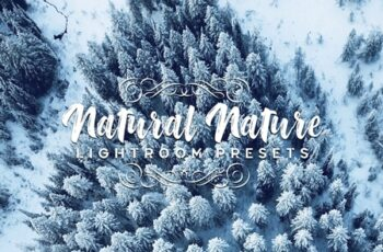 Natural Nature Lightroom Presets 3881732 3