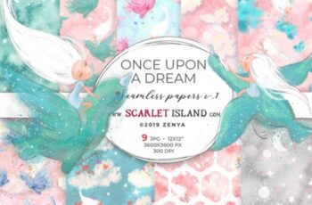 Once Upon a Dream Papers 2 1657919
