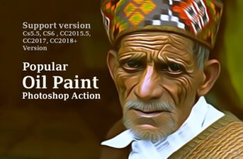 Popular Oil Paint Action 3884179 6