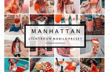 5 Lightroom Mobile Presets MANHATTAN 3865730 4