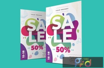Sale Flyer HFCTQJG 3