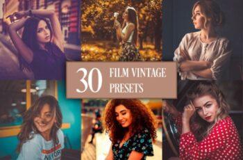 Film Vintage Lightroom Presets 1685146 4