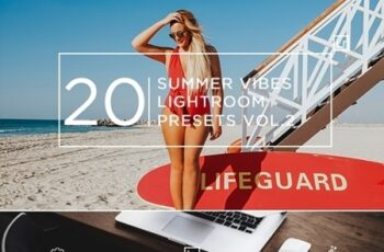 20 Summer Vibes Lightroom Presets + VSCO 22011197 5