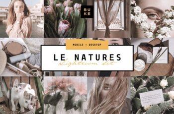 Le Natures Neutral Lightroom Presets 4001970 4