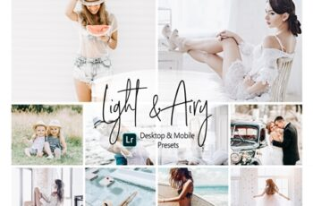 Light and Airy Lightroom Presets 3990683 6