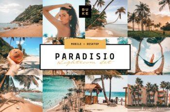 Paradisio 8 Lightroom Presets Bundle 3978938 7