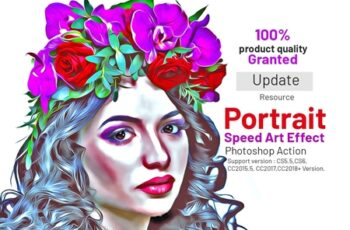 Portrait Speed Art Effect 3946675 7