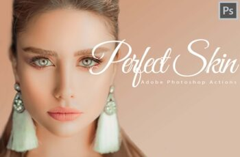 18 Perfect Skin Photoshop Actions, ACR and LUT presets, skin retouch 3615571 14