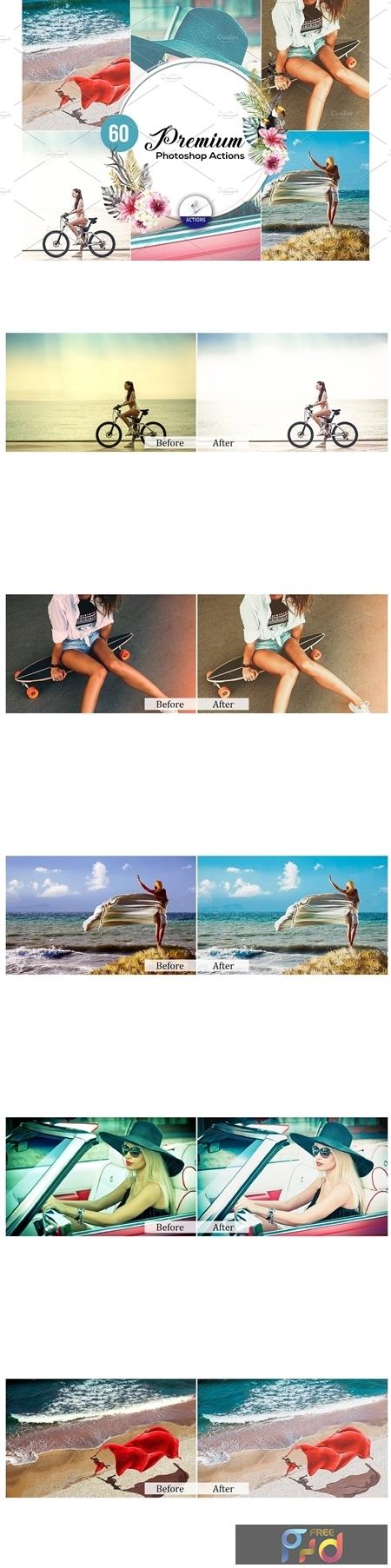 60 Premium Photoshop Actions 3937945 1