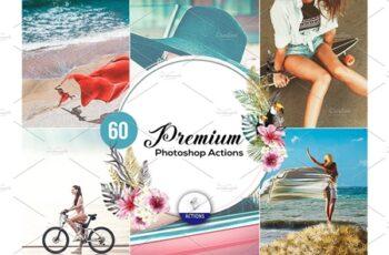 60 Premium Photoshop Actions 3937945 6