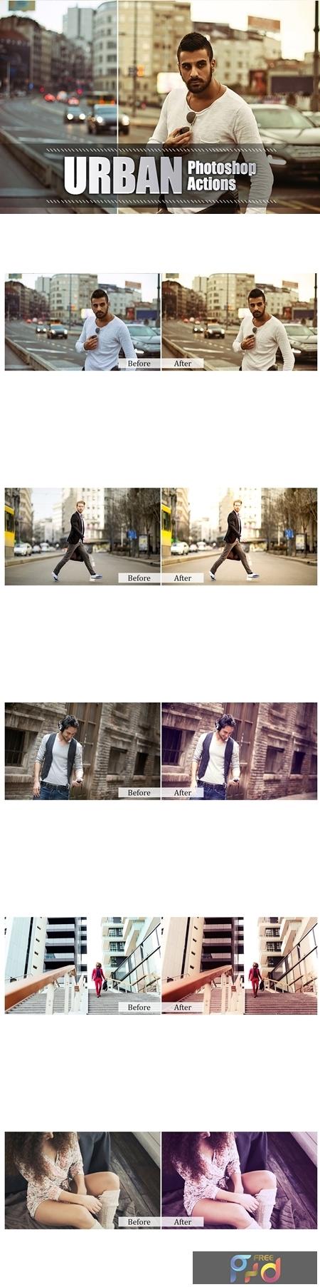60 Urban Photoshop Actions Vol2 3938023 1