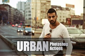 60 Urban Photoshop Actions Vol2 3938023 5
