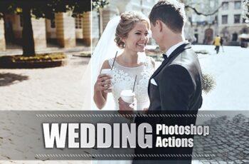 110 Wedding Photoshop Actions 3942076 2