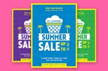 Summer Sale Flyer 1669801 6