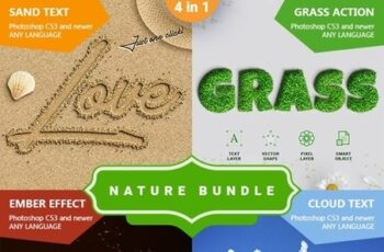 Nature - Actions Bundle 24330060 7