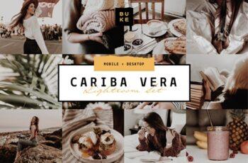 Cariba Vera Lightroom Preset Pack 3957648 3