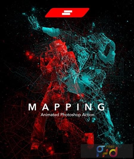 Gif Animated Mapping Photoshop Action 24223351 1