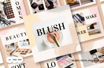 Blush Social Media Pack 1667279 8