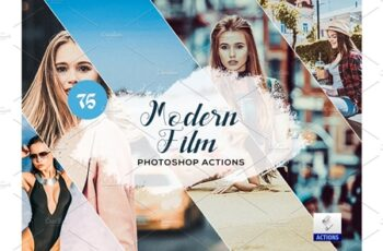 75 Modern Film Photoshop Actions 3934251 1