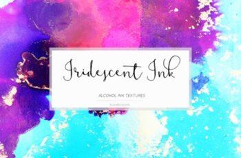 Iridescent Ink Textures 1673750 4