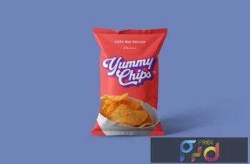 Chips Bag Mockups PNY56VJ 6