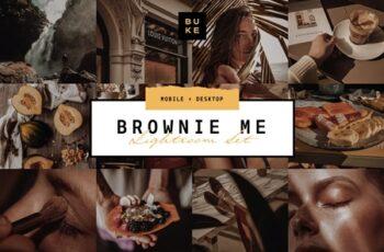 Brownie Me! Luxury Lightroom Preset 3957829 2