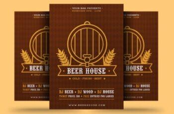 Beer Flyer 1667429 5