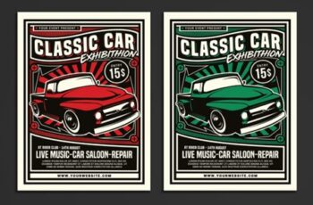 Classic Car Exhibition 1667047 5