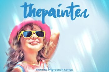 Oil Painting Photoshop Actions 3948266 5