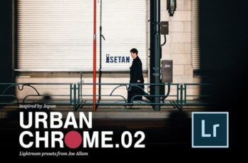 JOE ALLAM URBAN CHROME vol.2 — 27x Lightroom Edit Presets 2