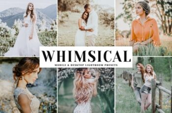 Whimsical Mobile & Desktop Lightroom Presets 1717638 3