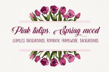 Pink Tulips Spring Mood 1717335 7