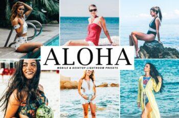 Aloha Mobile & Desktop Lightroom Presets 1730117 6