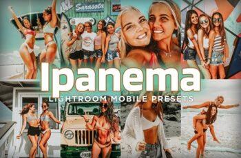 7 Mobile Lightroom Presets Ipanema 4004349 3