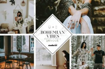 Bohemian lightroom preset 4007311 5