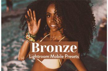 Bronze Lightroom Presets Mobile 3992190 2