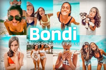 7 Mobile Lightroom Presets Bondi 4004324 5