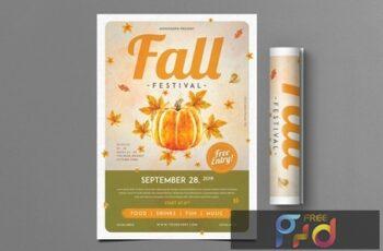 Fall Festival Flyer 7PRT6Q8 3