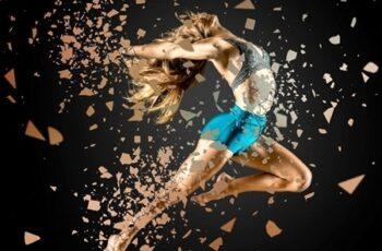 Destruction Photoshop Action 24273684 3