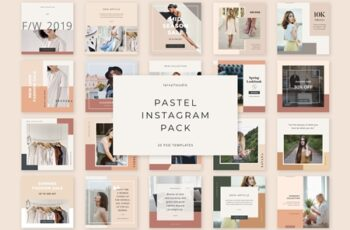 Pastel Instagram Pack 4018852 7