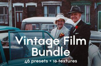 Vintage Film — LR Presets & Textures 4017708 5