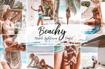 Mobile Lightroom Preset BEACHY 4027338 3