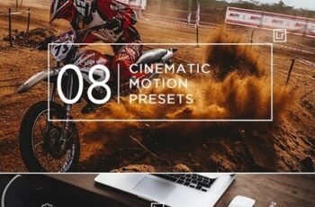 8 Cinematic Motion Lightroom Presets 23684668 4