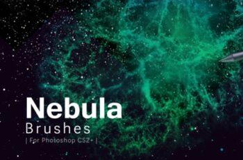 Nebula Photoshop Brushes 1730177 7