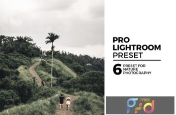 6 Nature Lightroom Preset XSQLTKZ 4