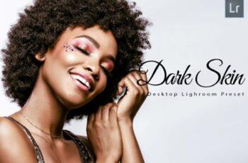 6 Dark Skin Desktop Lightroom Presets 1738063 9