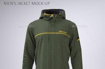 Men's Work Jacket Mock-Up 24467777 8