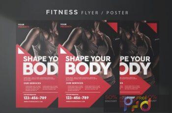 Fitness Flyer UV3LDPT 6