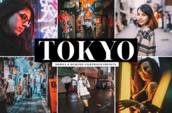 Tokyo Mobile & Desktop Lightroom Presets 1746279 5