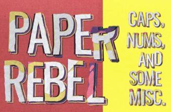 Paper Rebel 1738489 5